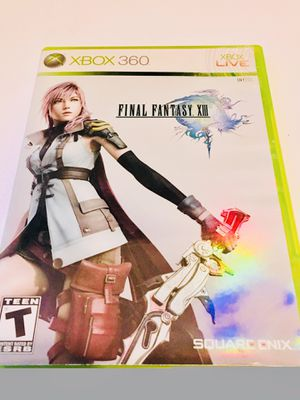 Final Fantasy 13 (Xbox 360) for Sale in Raleigh, NC