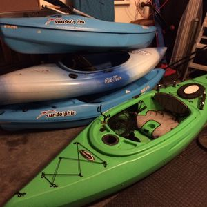 Fishing Kayaks And More for Sale in Tampa, FL