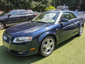 2008 AUDI A4 CABRIOLET SPORT for Sale in Raleigh, NC