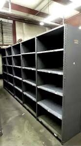 "Metal 5-Section Industrial Shelving 240"" X 24"" X 97""H 6-shelf Warehouse Storage for Sale in Cerritos, CA"