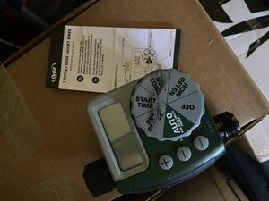 Timer for hose/sprinkler for Sale in Las Vegas, NV