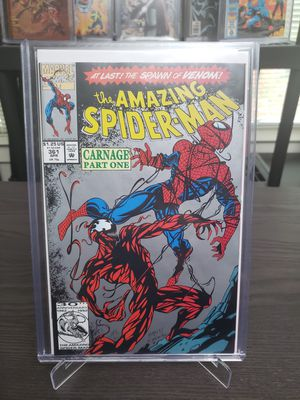 Amazing Spider-Man #361 (First Full Appearance of Carnage) for Sale in Hyattsville, MD