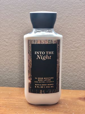 Into the Night, super smooth Body Lotion for Sale in Rancho Cucamonga, CA
