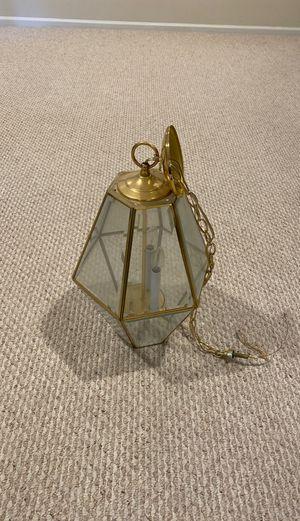 3 bulb Chandelier for Sale in Herndon, VA