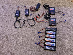 Rc car batteries for Sale in El Cajon, CA