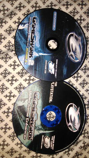 GameShark for PS1 and GameShark for PS2 for Sale in Glen Burnie, MD