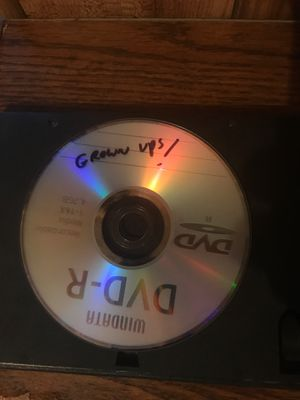 Grown ups dvd for Sale in Euclid, OH