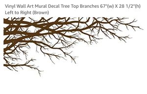 Removable Wall Branches Decal for Sale in OH, US