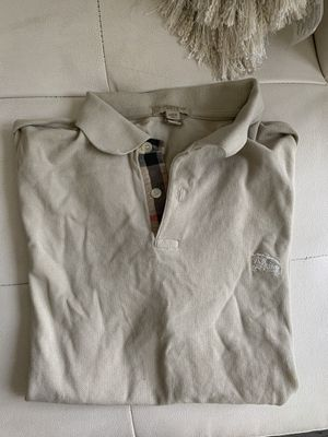 Authentic Men's Burberry Polo Shirt for Sale in South Riding, VA