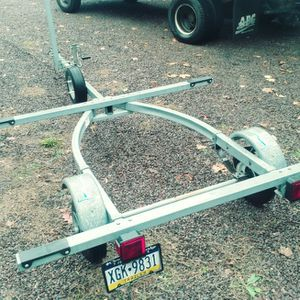 Customizable Utility Boat Kayak Paddle Board Trailer for Sale in Phoenixville, PA
