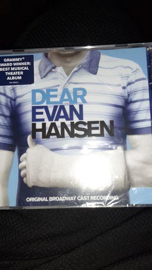 Dear Evan Hansen CD for Sale in Gardena, CA