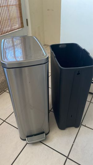Slim kitchen trash can for Sale in Marshfield, MA