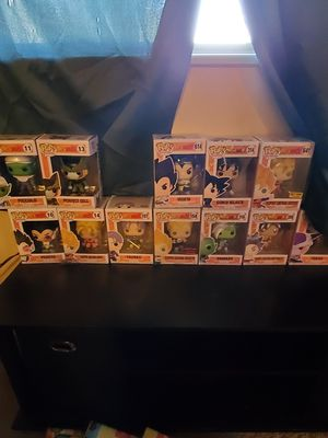 Funko pops dragon ball z for Sale in Galloway, OH