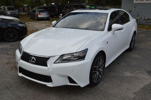 2015 Lexus GS 350 for Sale in Tampa, FL