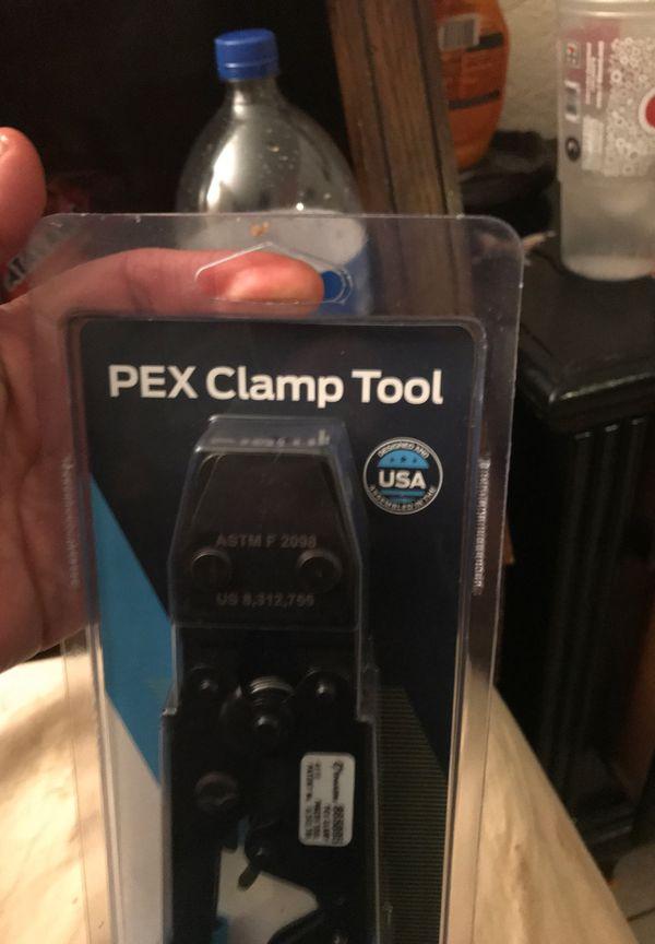 Pet clamp tool brand new