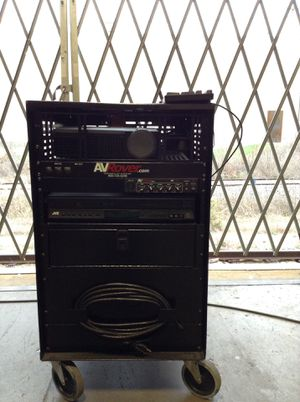AV Rover , Portable AV Systems for Sale in Farmers Branch, TX