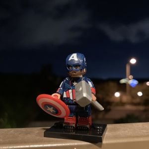 LEGO Star Wars Minifigures Captain America Avengers MCU Lot Toys for Sale in Las Vegas, NV