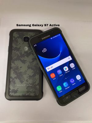 Unlocked Samsung Galaxy S7 Active for Sale in Chicago, IL