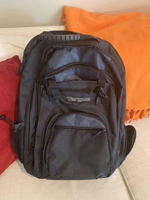 Targus xl laptop backpack for Sale in San Ramon, CA