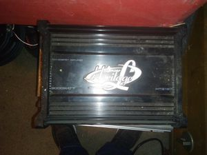 Old school Heritage amp hits hard for Sale in Cleveland, OH