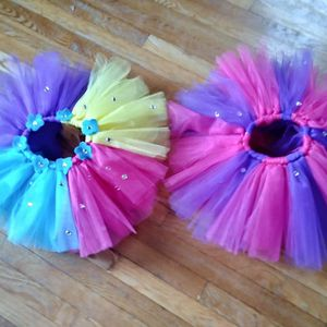 Hand made tutus any themes you need i can do.this one is trolls if you need mommy and me tutus i can also make as well for Sale in Bridgeport, CT