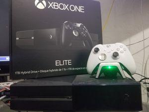 Xbox One Elite 1TB Console SSD Bundle for Sale in North Miami, FL
