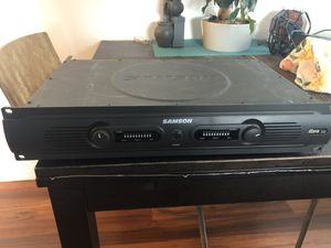 Samson Servo 300 Amplifier **please read for Sale in Miami, FL