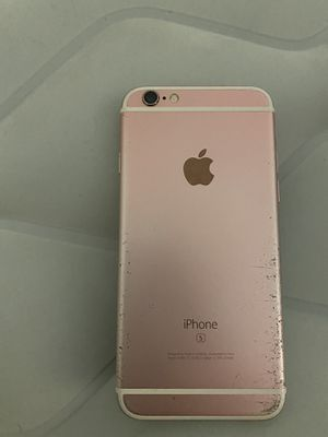 Iphone 6s (FOR PARTS) for Sale in Orlando, FL