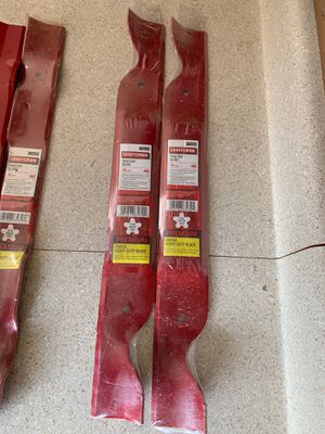 "46"" Craftsman Tractor Rider Mower Blade 71-33285 33285 405380 for Sale in Riverview, FL"