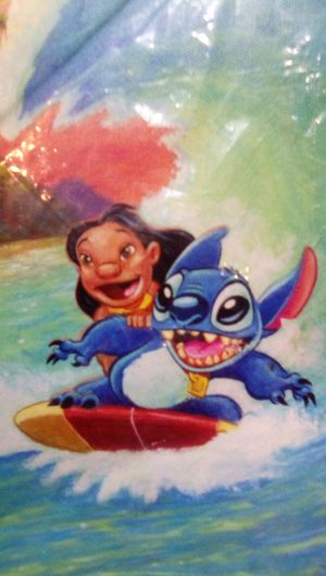 "Lilo and Stitch Disney painting. ""The Hawaiian roller coaster"" for Sale in Garden Grove, CA"