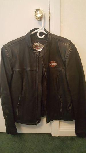 Women's Harley Davidson jacket large for Sale in Lewisburg, PA