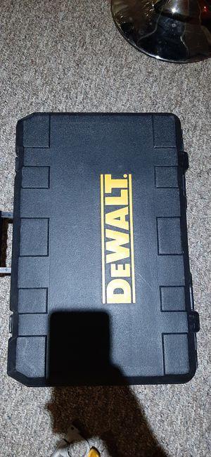 Dewalt 18v power tool case for Sale in Bloomingdale, IL