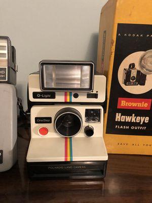 Vintage cameras/make good offer for Sale in Glen Ellyn, IL