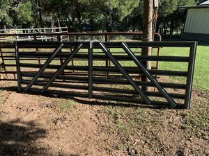 14ft and a 16ft farm ranch garden gates for Sale in Dade City, FL