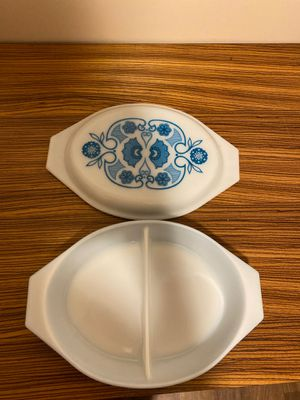 Pyrex 1 and 1/2 quart dish with cover for Sale in Dallas, TX