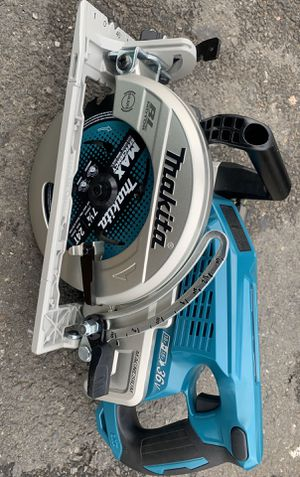 Makita BL 36V Magnesium Circular Saw (TOOL ONLY) for Sale in San Jose, CA