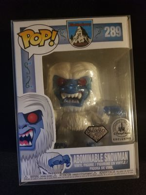 Abominable snowman diamond edition funko pop for Sale in San Diego, CA