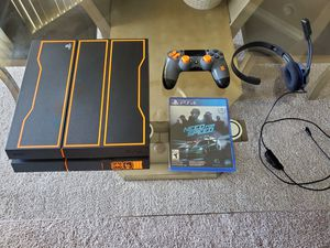 Call of Duty 3 Ps4 Edition for Sale in Moreno Valley, CA