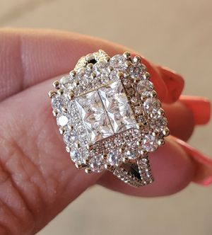 Geometrical ring..... size 7 for Sale in Riverside, CA