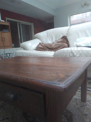 200 year old oak table for Sale in Alexandria, VA