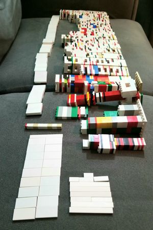 Tons of Lego blocks plus some extras for Sale in Cambridge, MA