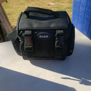 Kodak Camera Storage Bag Heavy Duty. Hardly Used. Very Good Condition for Sale in Hacienda Heights, CA