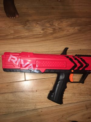 Nerf rival gun for Sale in Biloxi, MS
