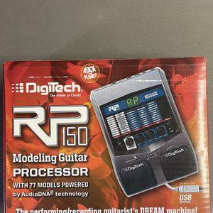 DigiTech RP150 Modeling Guitar Processor for Sale in Vista, CA