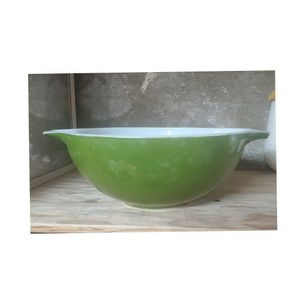 Vintage Pyrex Avocado Green Cinderella Bowl #444 for Sale in San Diego, CA