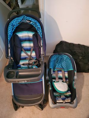 Carter's car seat, stroller with the base. for Sale in Washington, DC