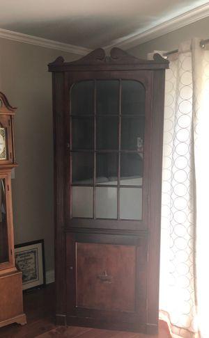 Antique Corner Cabinet for Sale in Upper Arlington, OH