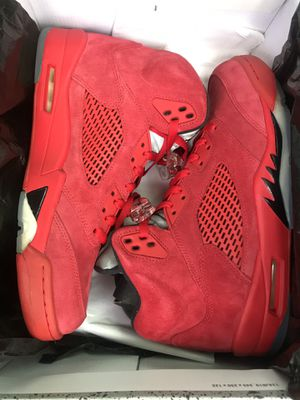 Jordan 5 raging bulls DS for Sale in West Palm Beach, FL