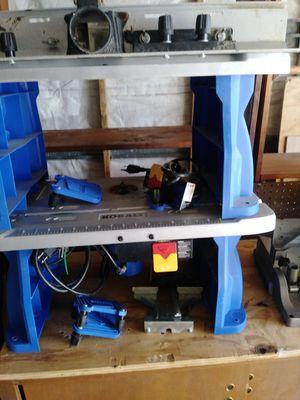 Kobalt router tables for Sale in Frostproof, FL