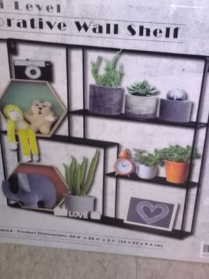 Decorative wall shelves for Sale in Long Beach, CA